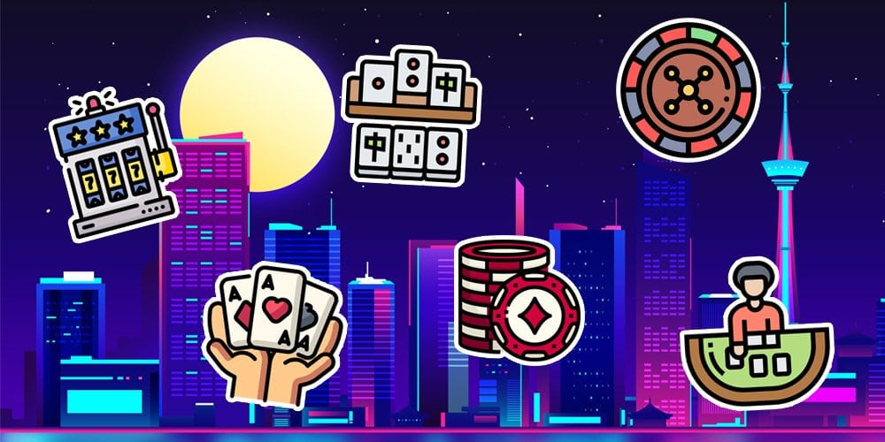 Casinotomo Games